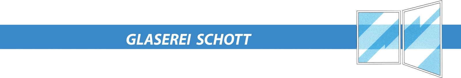 Glasbau Schott Logo